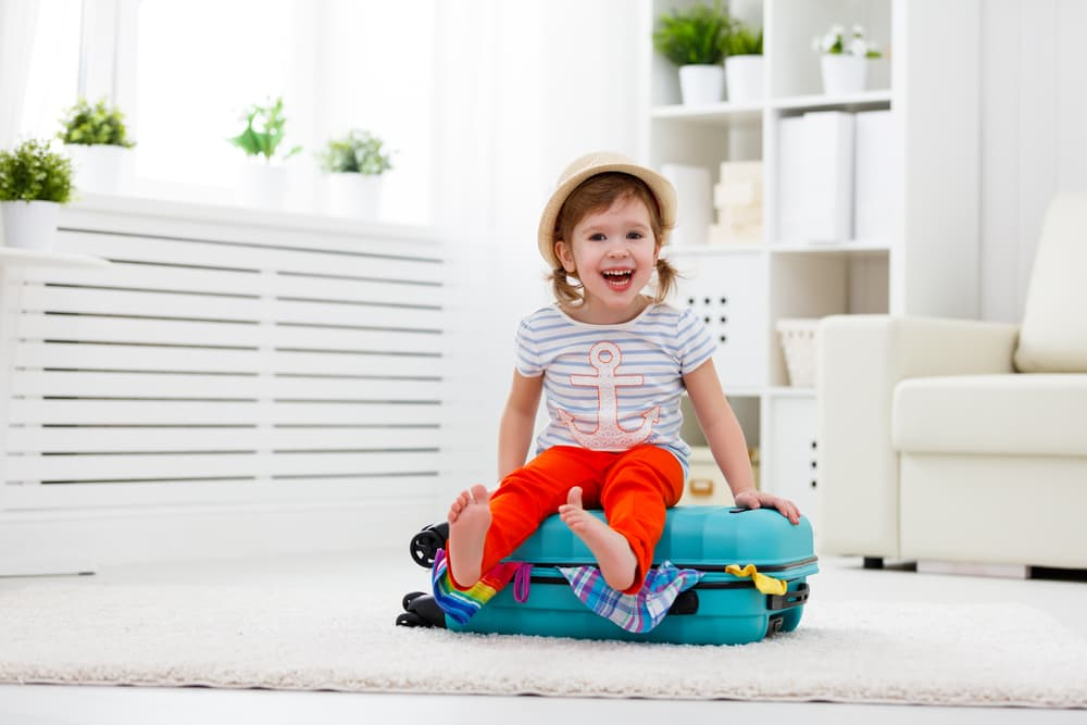 Traveling With Toddlers: 5 Things to Remember